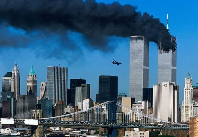 Những hình ảnh ám ảnh mãi về ngày 11-9 - ảnh 2