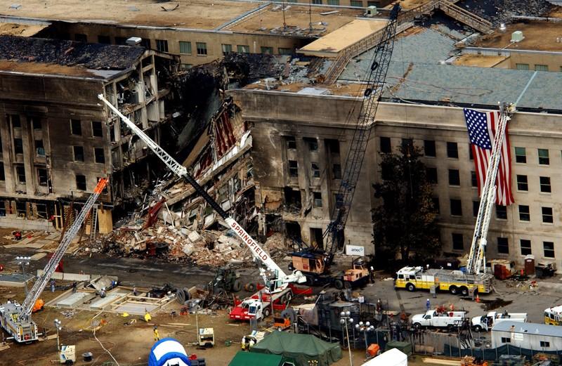 Những hình ảnh ám ảnh mãi về ngày 11-9 - ảnh 3