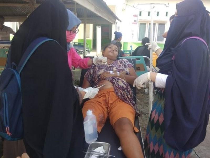 Indonesia tan hoang sau thảm họa động đất, sóng thần - ảnh 9