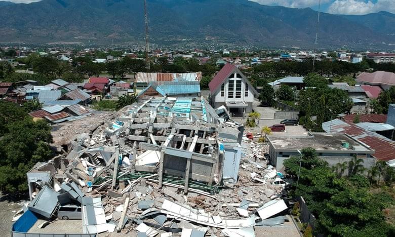 Động đất Indonesia: Số người chết đã lên tới 832 người - ảnh 1