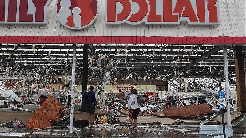 Mỹ: Bang Florida tan hoang sau siêu bão Michael lịch sử - ảnh 6