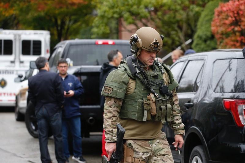 Xả súng ở bang Pennsylvania, ít nhất 8 người thiệt mạng - ảnh 1