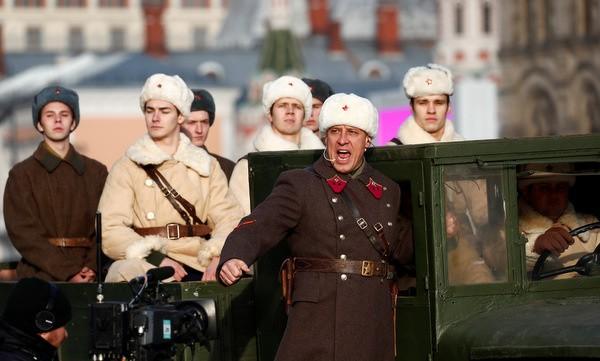 Nga tái hiện cuộc duyệt binh lịch sử năm 1941  - ảnh 3