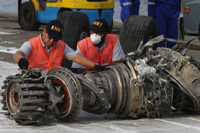 Manh mối quan trọng vụ máy bay Lion Air rơi làm 189 người chết - ảnh 2