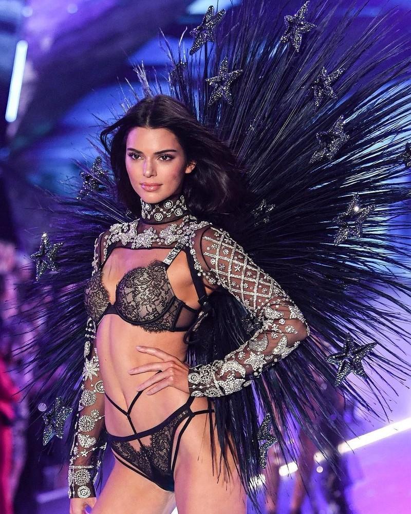 Những thiên thần nóng bỏng trong Victoria's Secret Show 2018 - ảnh 11