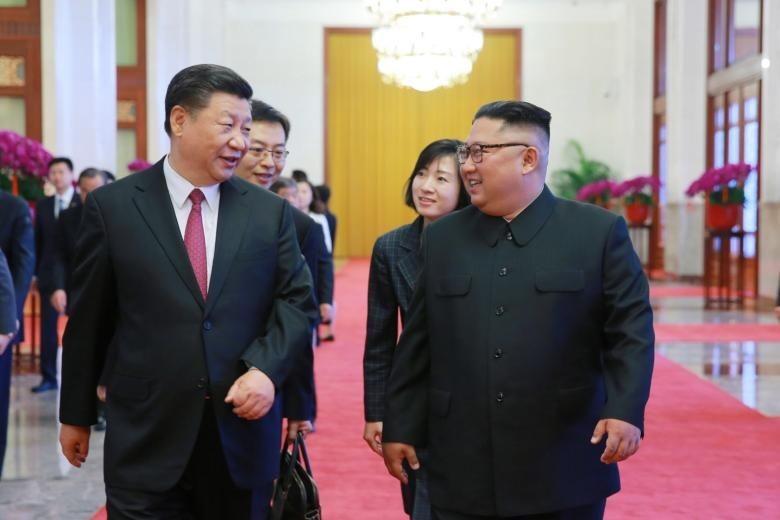 Chủ tịch Trung Quốc Tập Cận Bình sắp thăm Triều Tiên? - ảnh 1