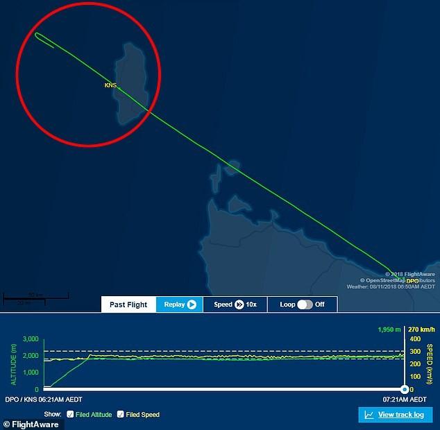 Máy bay đi lố 46 km vì phi công ngủ quên - ảnh 1