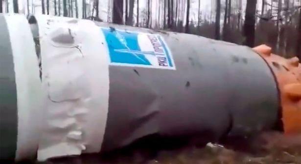 2 thợ săn Nga bất ngờ chạm trán tên lửa kỳ lạ - ảnh 1