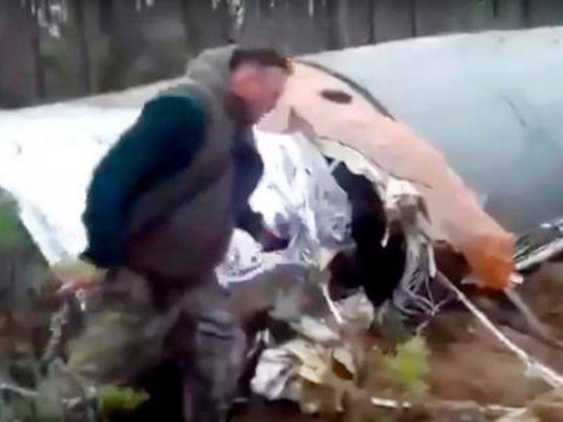 2 thợ săn Nga bất ngờ chạm trán tên lửa kỳ lạ - ảnh 2