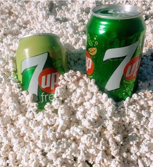 Kỳ lạ bãi biển chứa đầy bỏng ngô - ảnh 5