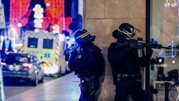 350 cảnh sát Pháp truy lùng thủ phạm nổ súng - ảnh 2