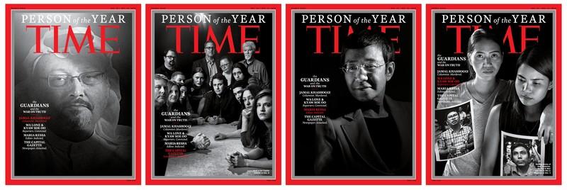 Nhà báo Khashoggi được Time bình chọn là nhân vật của năm - ảnh 2
