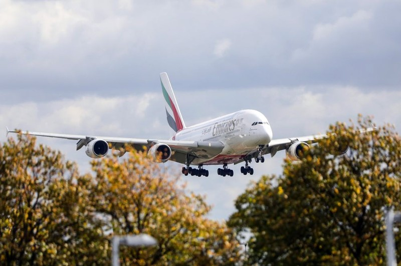 Airbus ngưng sản xuất dòng máy bay A380  - ảnh 1