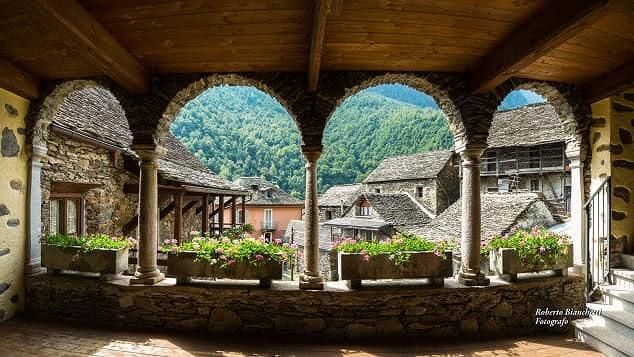 Thị trấn Ý tìm kiếm sự hồi sinh của lượng cư dân - ảnh 2