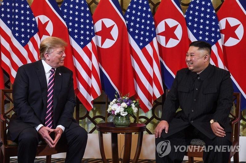 Ông Moon ngưng lịch công tác để theo dõi thượng đỉnh Mỹ-Triều - ảnh 2