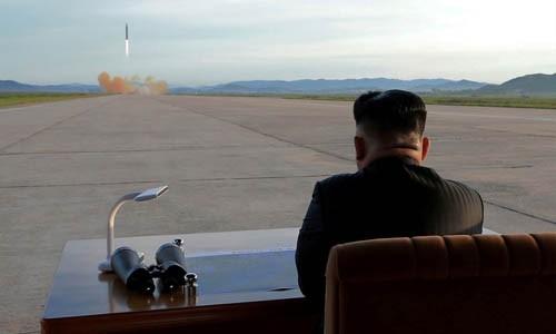 Lộ hình ảnh Triều Tiên có thể sắp phóng tên lửa - ảnh 2