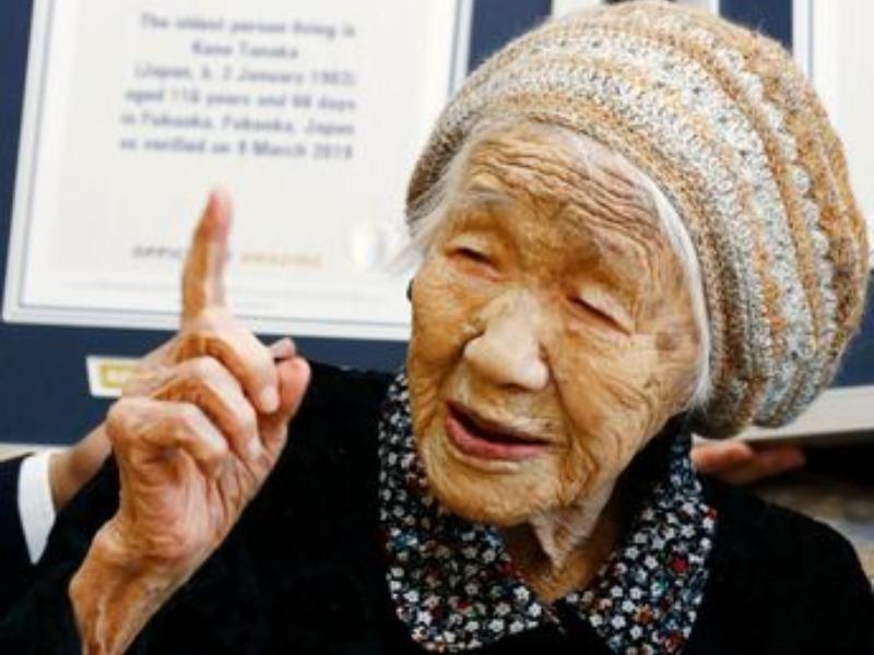 Cụ bà thọ nhất thế giới có nếp sống ra sao? - ảnh 1