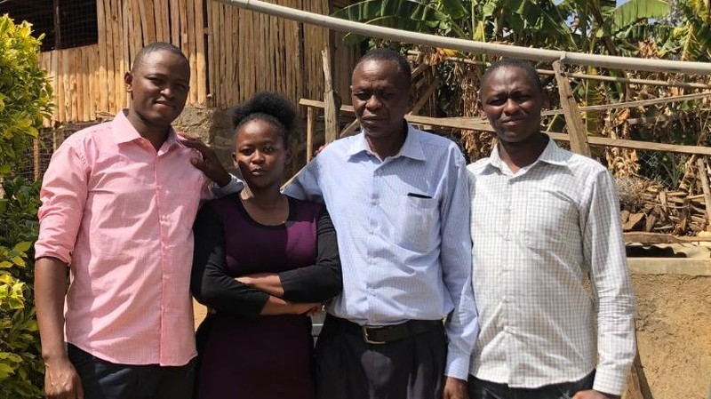 Ba thế hệ của một gia đình thiệt mạng trên chuyến bay Ethiopia - ảnh 1
