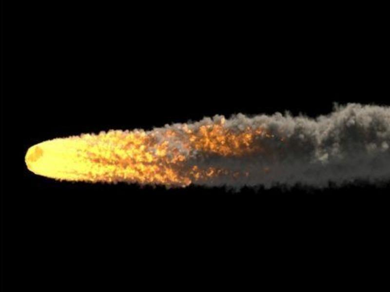 NASA giấu nhẹm vụ nổ thiên thạch gấp 10 lần vụ Hiroshima - ảnh 1