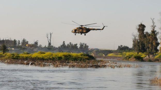 Thảm họa chìm phà ở Iraq, 100 người thiệt mạng - ảnh 4