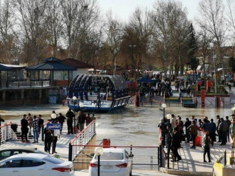 Thảm họa chìm phà ở Iraq, 100 người thiệt mạng - ảnh 1