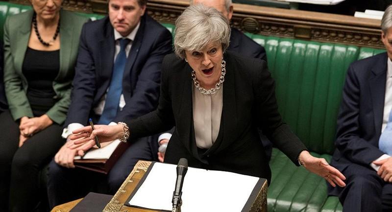 Thủ tướng May sẽ từ chức nếu Anh ra khỏi EU - ảnh 1