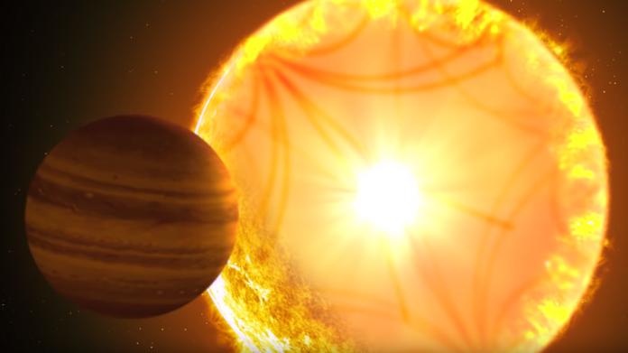 Phát hiện hành tinh mới lớn hơn Trái đất 60 lần - ảnh 1