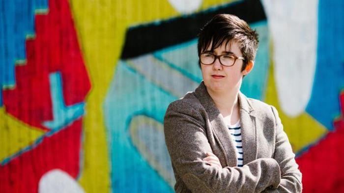 Bắt hai nghi phạm vụ nữ nhà báo Bắc Ireland bị bắn chết - ảnh 1