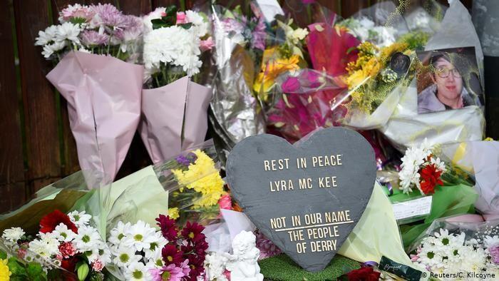 Bắt hai nghi phạm vụ nữ nhà báo Bắc Ireland bị bắn chết - ảnh 3