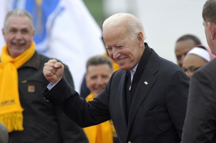 Cựu Phó Tổng thống Biden chính thức cạnh tranh với ông Trump - ảnh 1