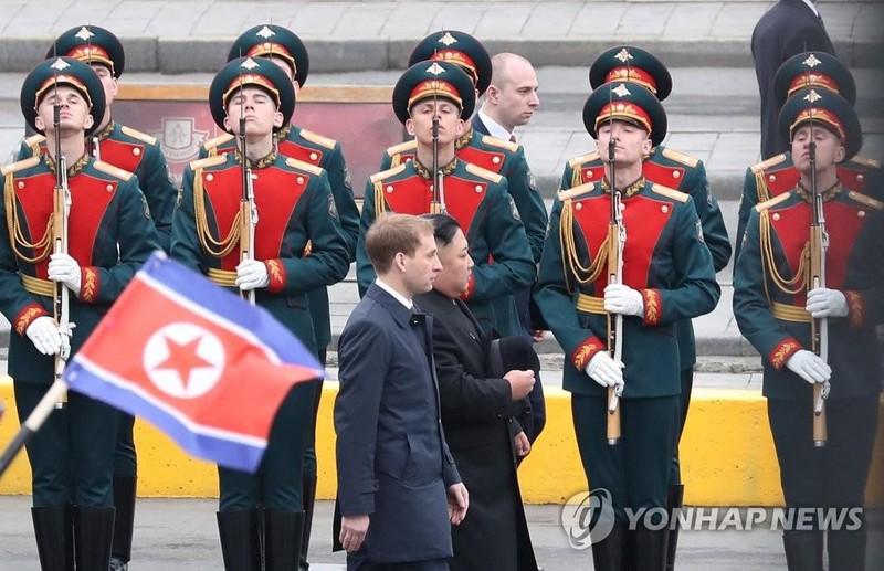 Ông Kim Jong-un sẽ được chiêu đãi món gì ở Nga? - ảnh 1