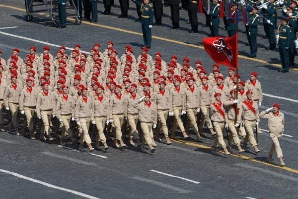 Nga phô diễn khí tài quân sự tại lễ duyệt binh ngày 9-5 - ảnh 7