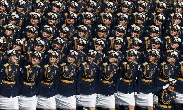 Nga phô diễn khí tài quân sự tại lễ duyệt binh ngày 9-5 - ảnh 8