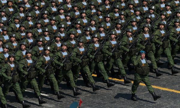 Nga phô diễn khí tài quân sự tại lễ duyệt binh ngày 9-5 - ảnh 6