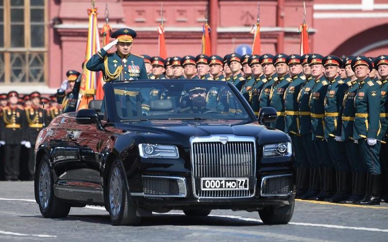 Nga phô diễn khí tài quân sự tại lễ duyệt binh ngày 9-5 - ảnh 2