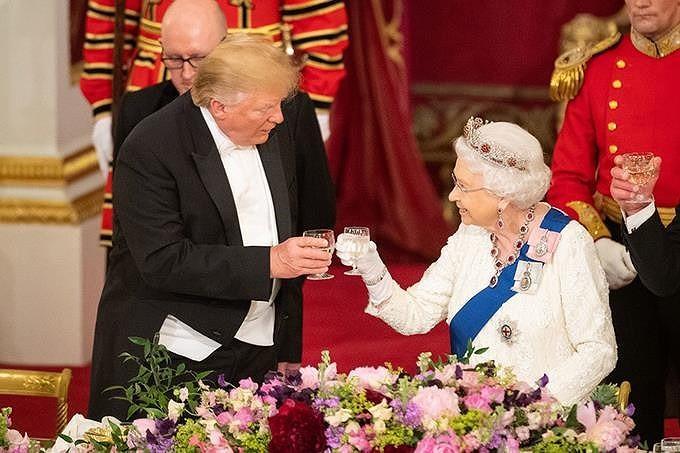 Có gì bên trong yến tiệc chào đón Tổng thống Trump? - ảnh 2
