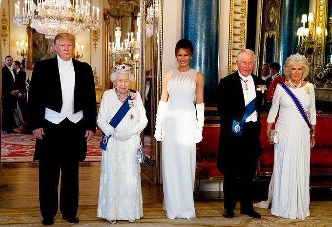 Có gì bên trong yến tiệc chào đón Tổng thống Trump? - ảnh 6