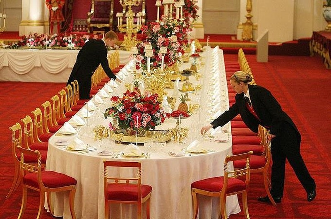 Có gì bên trong yến tiệc chào đón Tổng thống Trump? - ảnh 5