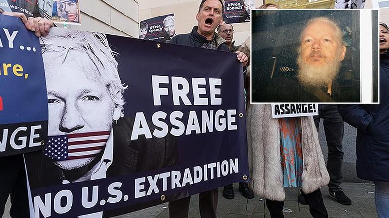 Anh ký quyết định dẫn độ nhà sáng lập Wikileaks sang Mỹ - ảnh 1