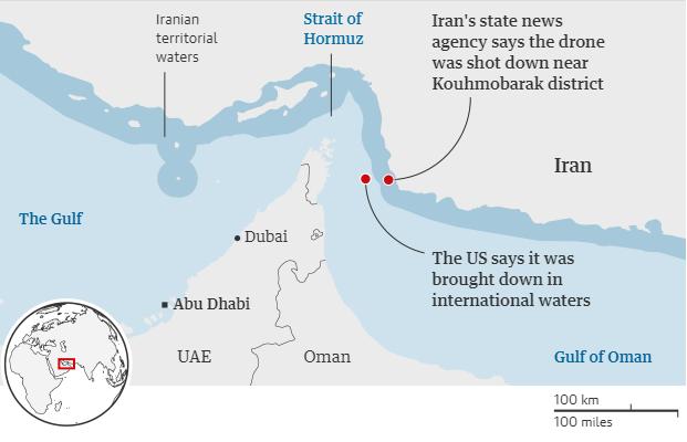 Vì sao ông Trump hủy đánh Iran vào phút chót? - ảnh 2