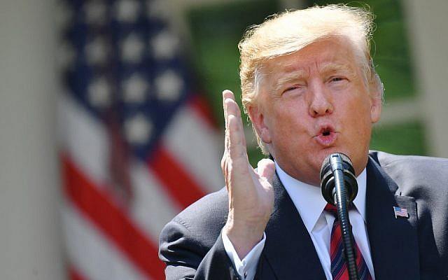 ÔngTrump chê lãnh đạo Iran 'không thông minh' - ảnh 1