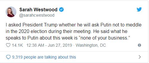 Ông Trump 'mắng' phóng viên CNN vì hỏi chuyện ông Putin - ảnh 2