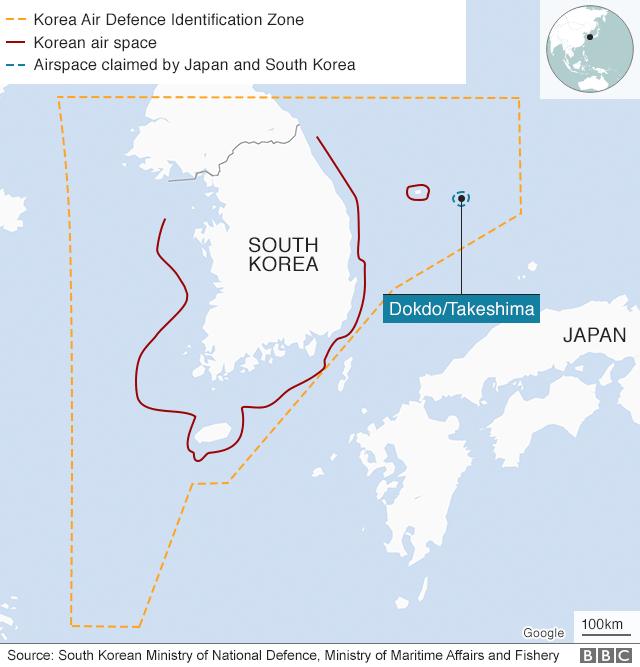 Nga xin lỗi về việc xâm phạm không phận Hàn Quốc? - ảnh 2