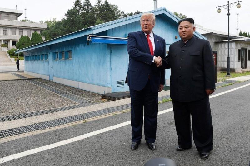 Mỹ: Triều Tiên tiếp tục thử tên lửa tầm ngắn - ảnh 1