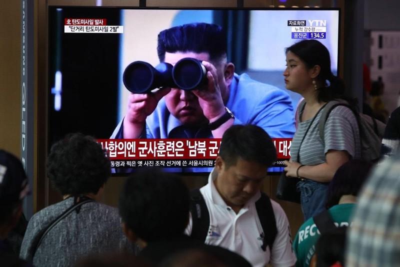 Ông Kim nói vũ khí mới sẽ khiến đối thủ 'đau đầu' - ảnh 1
