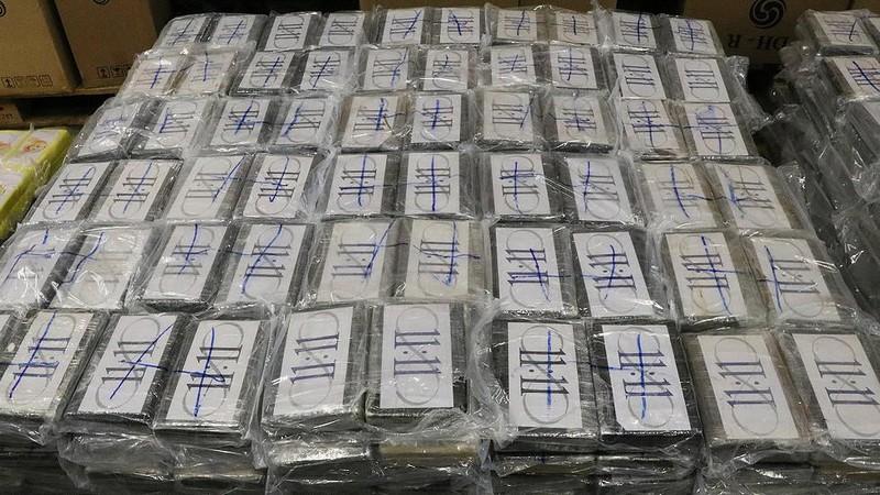 Bắt được lô ma túy khủng 4,5 tấn - ảnh 1