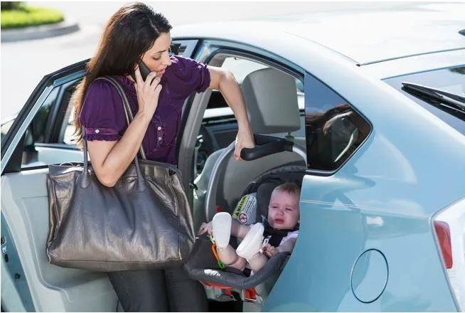 Mỹ: Việc bỏ quên trẻ trên xe vẫn thường xảy ra - ảnh 2