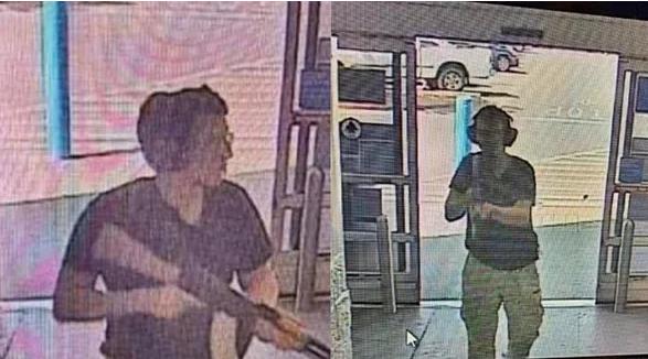 Hé lộ nguyên nhân hung thủ ở El Paso xả súng vào người dân - ảnh 2