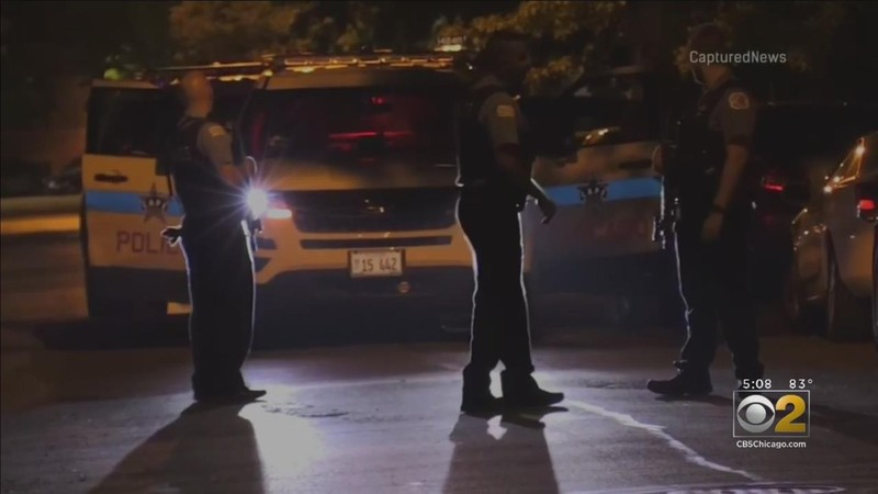 Nổ súng liên tiếp tại Chicago, 44 người thương vong - ảnh 1