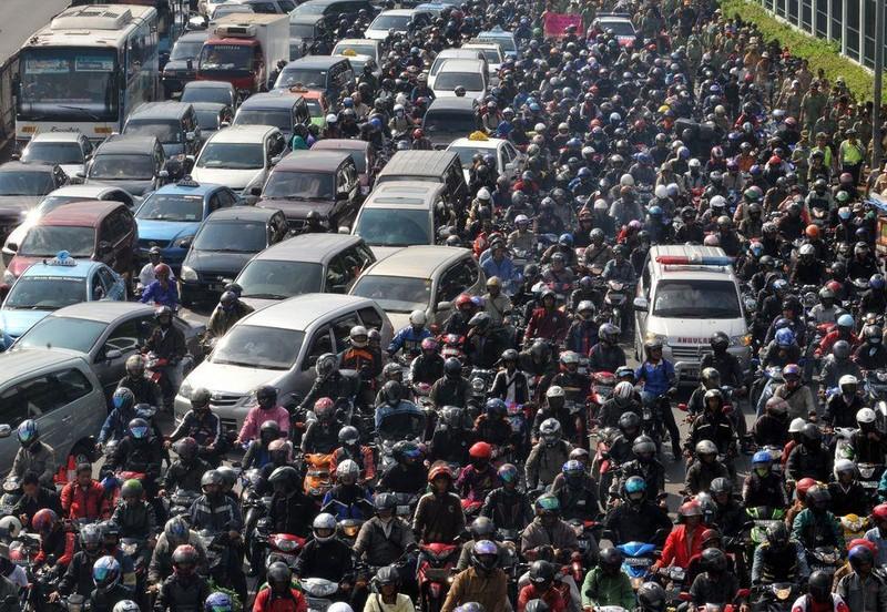 Tổng thống Indonesia công bố nơi đặt thủ đô mới - ảnh 3